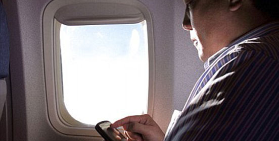 It's possible to hack and hijack an entire aircraft using an Android smartphone