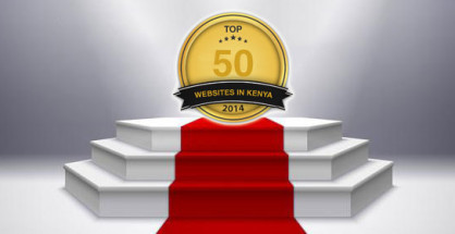 Top 10 most visited websites in Kenya