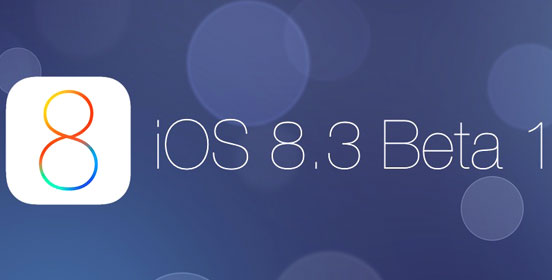 Apple Releases Fourth Beta Version of iOS 8.3
